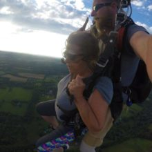 Weight Loss Surgery Made My Skydiving Dream A Reality